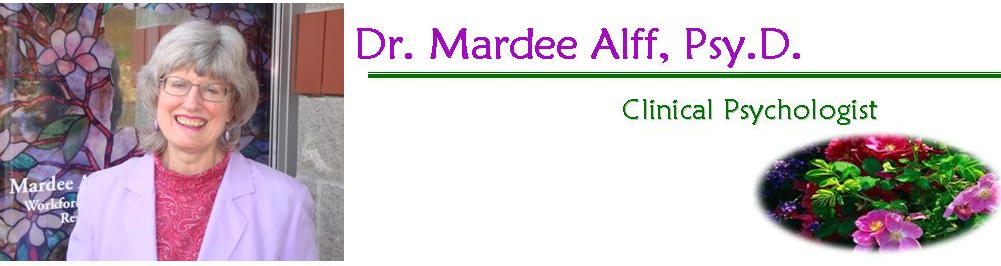 Dr.  Mardee Alff, PSY.D.